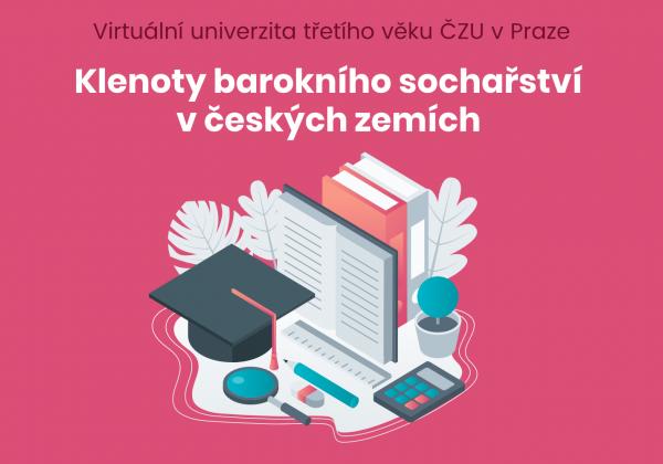 Univerzita třetího věku: Klenoty barokního sochařství v českých zemích