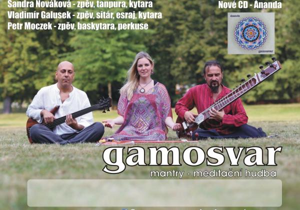 GAMOSVAR - mantry a meditační hudba