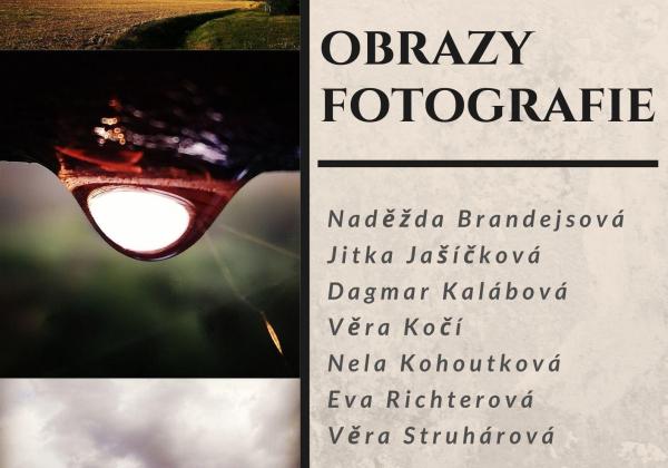 Výstava obrazů a fotografií