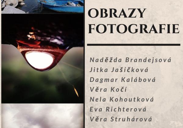 Výstava obrazů a fotografií - uskuteční se po otevření Expozice času