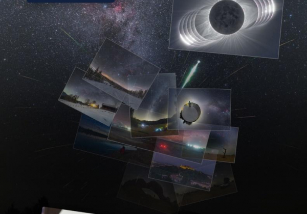 Dvacetkrát v NASA - Výstava a přednáška astrofotografa Petra Horálka
